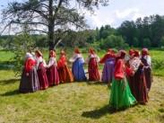 XXIV межрегиональный фольклорный праздник «Троицкие гуляния» прошел в Тверской области