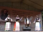 На Брянщине состоялся 53-й  Всероссийский праздник, посвященный творчеству А. К. Толстого – «Серебряная лира»