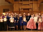X областной конкурс академического и народного пения «Юные голоса Поморья» определил лауреатов
