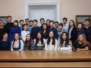 МДКМ провело международную встречу корейских молодёжных общественных организаций России и стран СНГ в ГРДНТ им. В.Д. Поленова