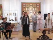 Передвижная выставка ГРДНТ им. В.Д. Поленова «Народное творчество России» была представлена на VIII Международном фестивале «Российско-китайская ярмарка культуры и искусства»