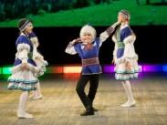 IX Всероссийский фестиваль-конкурс ансамблей народного танца и вокально-хореографических коллективов на приз О. Князевой