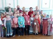 В Вологде прошел Всероссийский конкурс исполнителей традиционного фольклора среди школьников