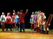 О проведении IV Всероссийского фестиваля фольклорных театров «Охочие комедианты»