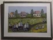В Челябинске открылась выставка шедевров наивного искусства