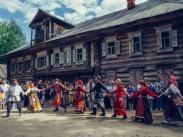 О Всероссийском конкурсе фольклорных ансамблей «Традиции»