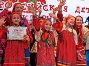 На два дня город Ставрополь стал столицей Российской детской фольклорной Ассамблеи