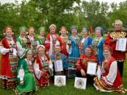 XIV Всероссийский фестиваль-конкурс народных хоров и ансамблей «Поет село родное» завершился в Кемерово