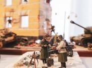 Межрегиональный этап Всероссийской Выставки-смотра художников-любителей и мастеров Сибири «Салют Победы» проходит в Красноярске